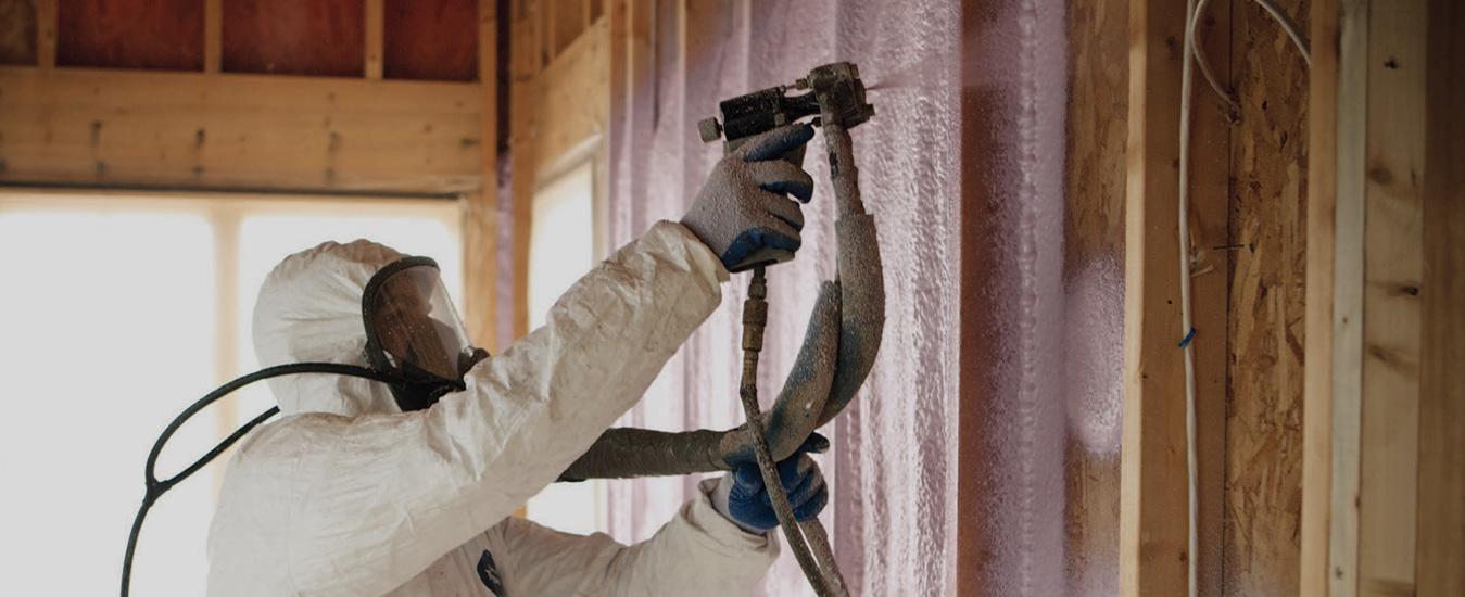 Spray Foam Insulation Expert